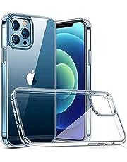 iPhone 12 ケース/ iPhone 12 pro ケース 6.1inch クリアケース 衝撃吸収保護ケース クリア スマホケース