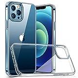 iPhone 12用 ケース/ iPhone 12 pro用 ケース 6.1inch クリアケース 衝撃吸収保護ケース クリア スマホケース