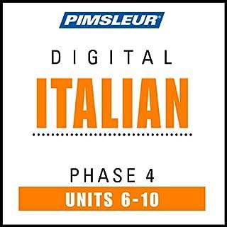 Italian Phase 4, Unit 06-10 Titelbild
