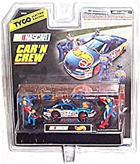 #33569 Tyco Hot Wheels Racing Car 'n Crew Slot Car Set