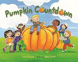 Pumpkin Books for Kids - Pumpkin Countdown
