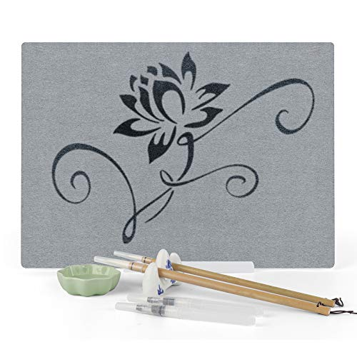 ELICE Water Drawing Board Artist Board Anxiety Relief Meditation Gifts, with Premium...