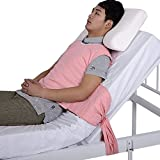 Chenhon Posey Criss Cross Chest Vest Restraint for Use with Bed or Chair(Size:M)