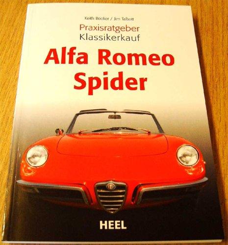 mächtig So führen Sie Ihren Alfa Romeo Spider Classic-Kauf