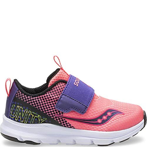 Saucony Kids Girls Baby Liteform Unity Sneakers Shoes Casual - Pink - Size 7 M -  SL161977
