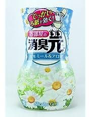 【ケース販売】小林製薬 お部屋の消臭元 消臭芳香剤 部屋用 カモミール&アロマ 400ml×16個