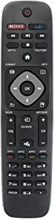 New Replace Remote Applicable for Philips TV 28PFL4609/F7 28PFL4909/F7 32PFL4609/F7 32PFL4909/F7 40PFL4609/F7 40PFL4909/F7 43PFL4609/F7 43PFL4909/F7 49PFL4609/F7 49PFL4909/F7 55PFL4909/F7 58PFL4609/F7