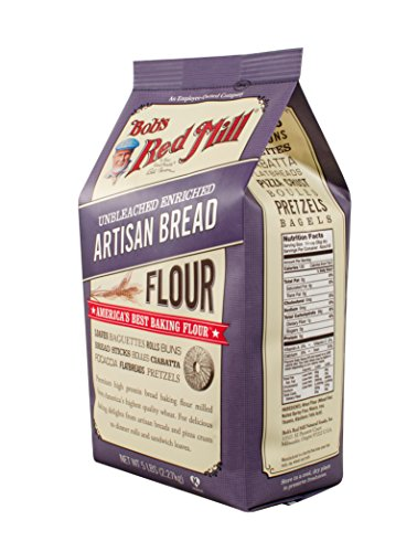 Bob's Red Mill Artisan Bread Flour, 5 LB