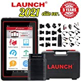 LAUNCH X431 Pro Mini 3.0 Bi-Directional Scanner All Systems Automotive Diagnostic Scan Tool,31+ Reset Functions,Key Programming ECU Coding ABS Bleeding Free Update