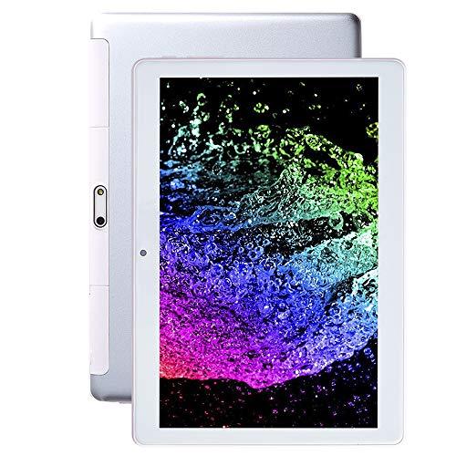 tablet de 10.1 Pulgadas, Pantalla Curva, IPS, con Pantalla de Alta definición, Android, Blanco, Rosa, Dorado, Azul, Negro