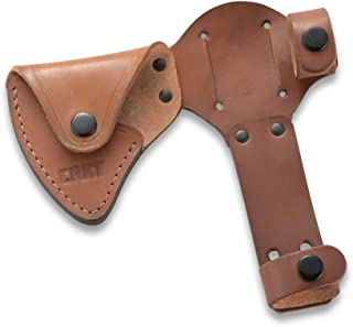 leather hatchet belt sheath