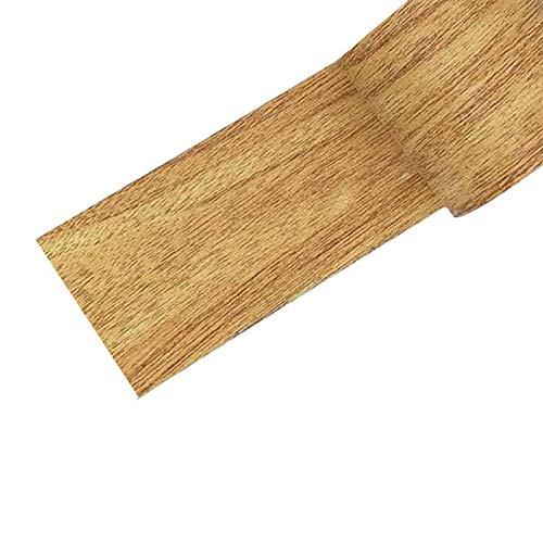 Holzmaserung Panzerband Boden Holzoptik Klebeband Holzmaserung Klebeband Wasserdicht für Laminat Boden Kratzer Reparatur Antik Eiche
