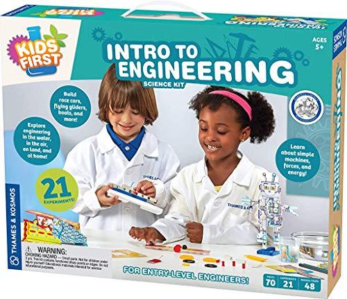 Thames & Kosmos Kids First Intro to Engineering Kit