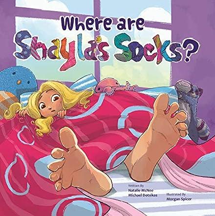 Where Are Shayla's Socks?