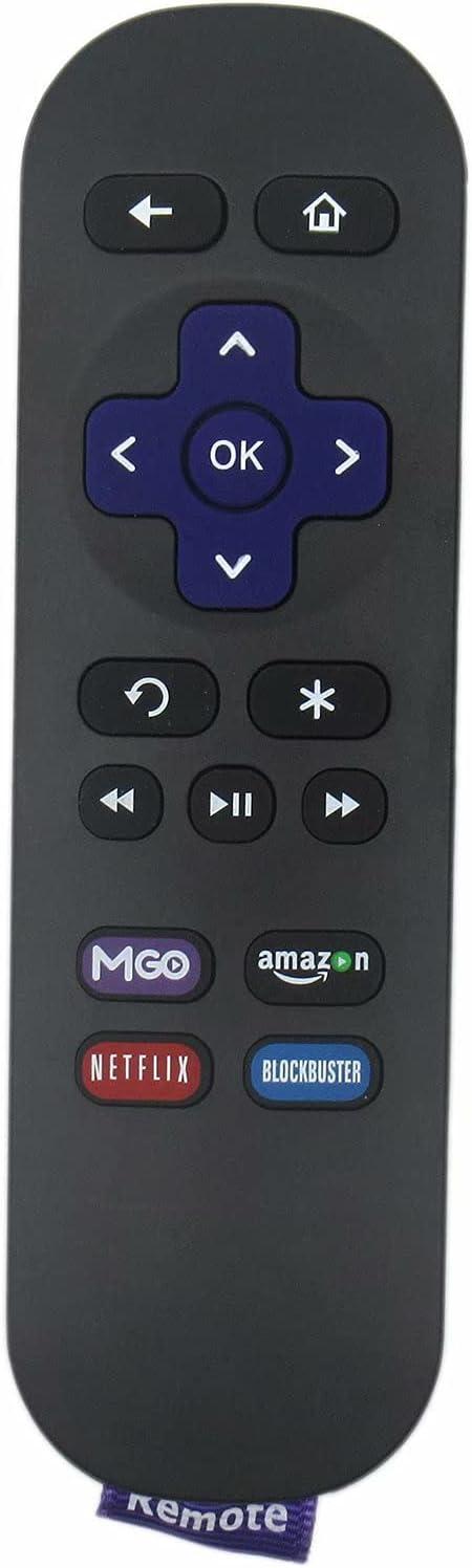 eStarpro Remote Control for Roku Media Player 1 Lt Hd Roku Media Player 2 Xd Xs Roku Media Player 3