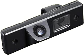 Dynavision Color Vista posterior cámara de visión trasera líneas cuadrícula como matrícula,para Opel Astra Corsa Zafira Vectra Insignia Haydo Lovns Antara/Vivaro/Chevrolet Captiva