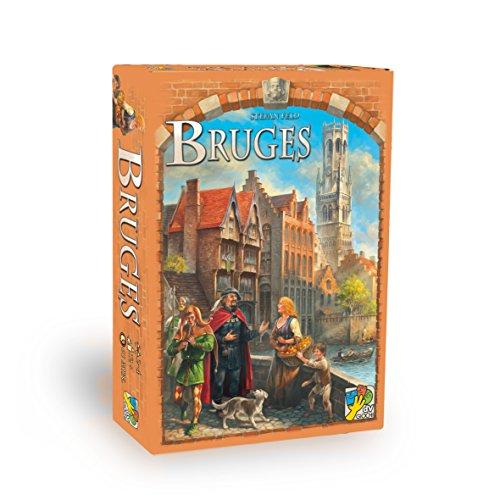 dV Giochi - Bruges Gioco da Tavolo