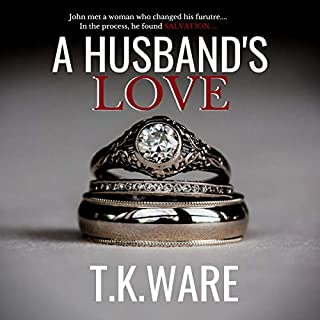 A Husband's Love audiobook cover art