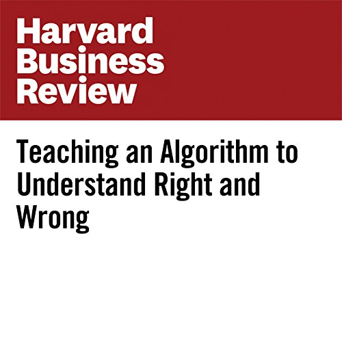 Teaching an Algorithm to Understand Right and Wrong copertina