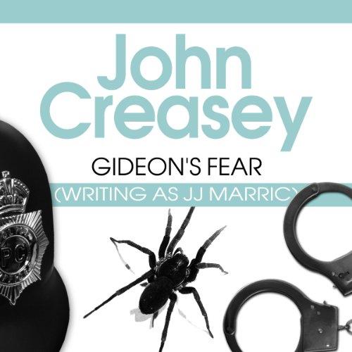 Gideon's Fear cover art