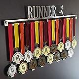 Zoom IMG-2 runner medagliere da parete femminile