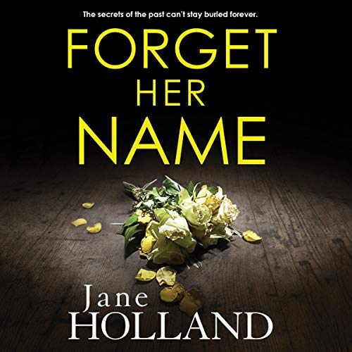 Forget Her Name audiobook cover art