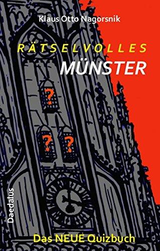 Rätselvolles Münster: Das NEUE Quizbuch