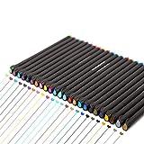 24 Fineliner Stifte,Fine Tip Farbige Schreibenszeichnungsmarkierungen Stifte Fine Line Point Filzstift Set für Bullet Journal Planner Hinweis Kalender Färbung Büro Schulbedarf Kunst Projekte