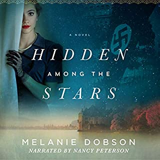 Hidden Among the Stars audiobook cover art