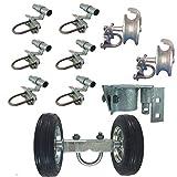51ZEg77Ka7L. SL160  - Cost Of Chain Link Fence