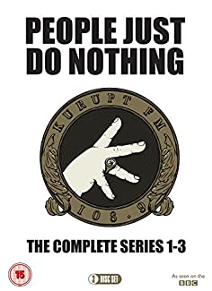 People Just Do Nothing - The Complete Series 1-3