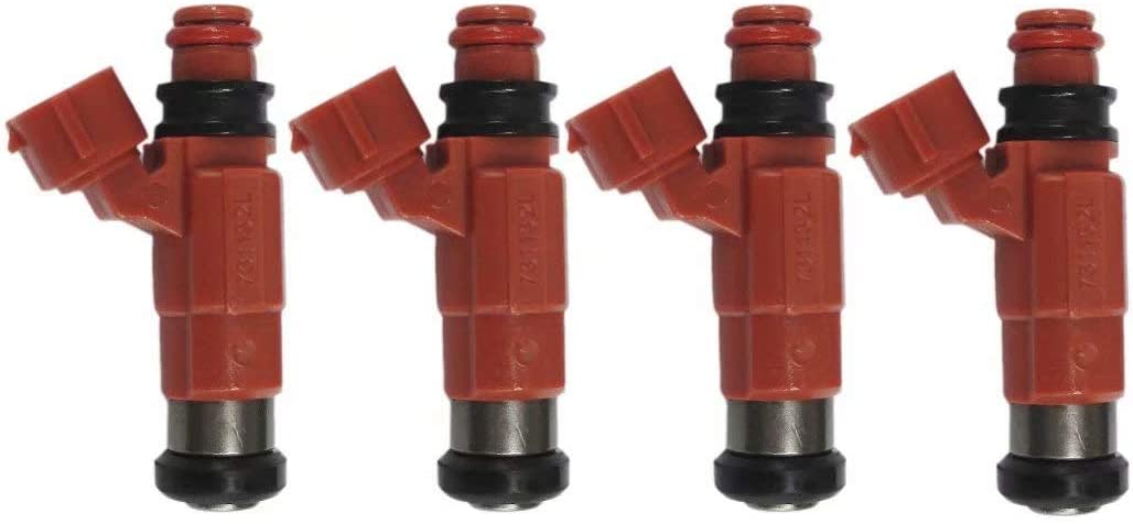 4 Pcs Performance Fuel Injectors For Marine Outboard Mits Yamaha Max 42% OFF Now free shipping