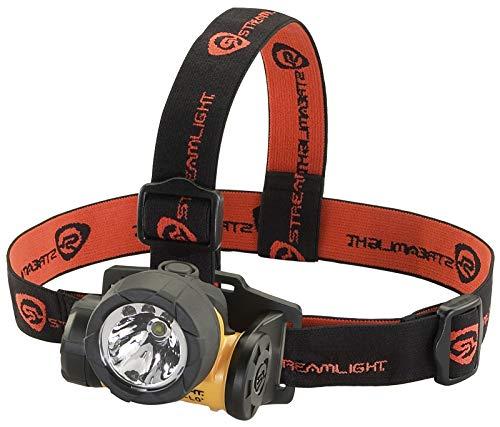 Streamlight 61025 Trident HAZ-LO Division 1 Headlamp, White LED/Yellow - 85 Lumens