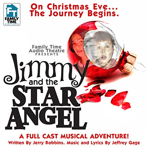 Jimmy and the Star Angel audiobook cover art
