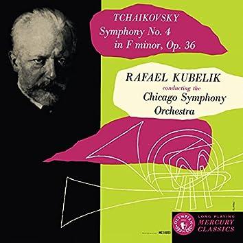 Rafael Kubelík - The Mercury Masters (Vol. 4 - Tchaikovsky: Symphony No. 4)