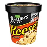 Breyers, Reese's Peanut Butter Cups Ice Cream, Pint (8 Count)