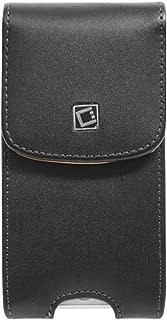 Cellet Vertical Noble Case For iPhone 5, 5S, SE (Proguard On) Removable Spring Belt Clip