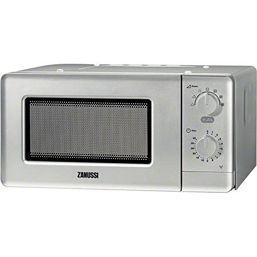 Zanussi ZFM15100SA Encimera 14L 500W Plata - Microondas (