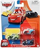Mattel Cars Pack 3 Mini Racers GKG01