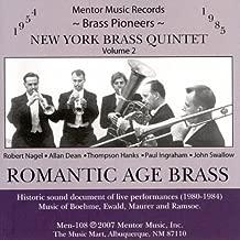 Romantic Age Brass