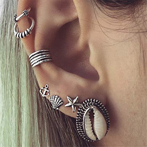 Gaddrt Ohrringe für Damen Böhmische Korean Fashion Shiny Strass Rote Kirsche Ohrstecker Schmuck