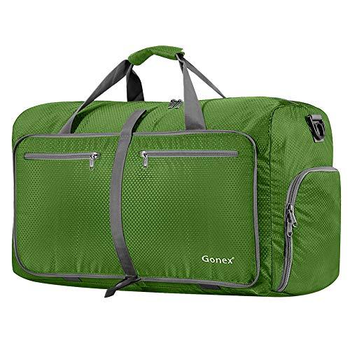Gonex 60L Packable Travel Duffle Bag