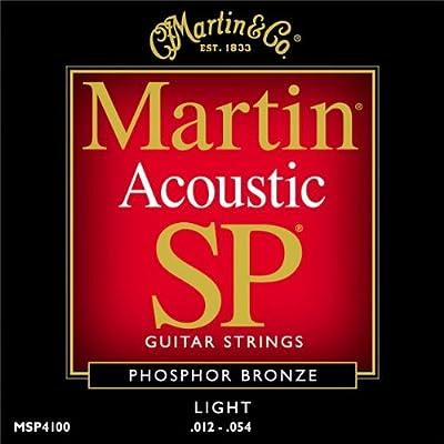 Martin MSP4100 Acoustic Guitar Strings