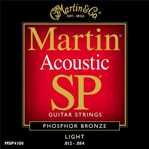 Martin SP – MSP4100 Acoustic Guitar Strings