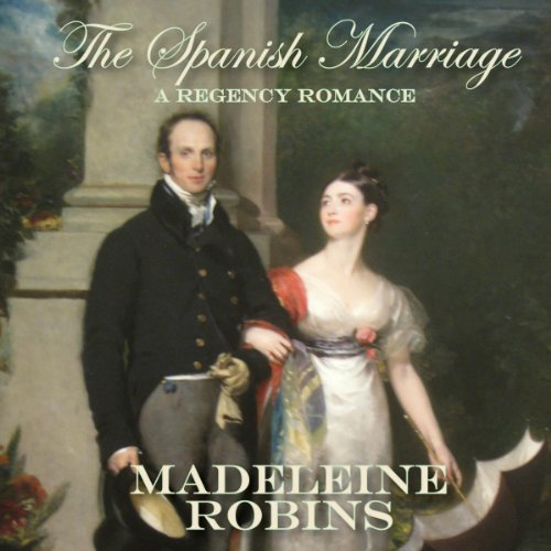 The Spanish Marriage audiobook cover art