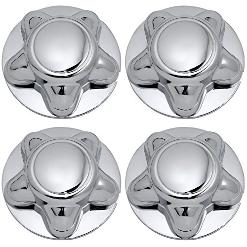 OxGord Center Caps Best for 97-04 Ford F-150, Expedition & 98-03 Navigator -...