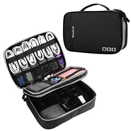 Organizer Per Valigie,Contenitori Per Valigia Da V 2pcs / multi-funzione Travel Digital Storage Bag Sacchetto di potenza mobile Auricolare U Disco Cable Cable Bag Sacchetto del cavo USB Gadget Organiz