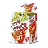 HIGH5 Gel Energético Bolsitas de Liberación Rápida con Zumo de Fruta Natural (Cítrico)