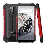 4G Outdoor Handy ohne Vertrag Ulefone Armor X5 (2019) 5,5 Zoll Display 3GB + 32GB Android 9.0...