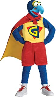Rubies Costumes The Muppets Gonzo Child Costume Blue Small (4-6)